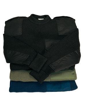 Miltec Sweater, Oliven